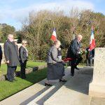cérémonie du 11 novembre ville de wimereux