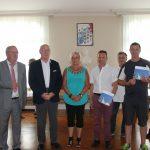 fin d'année enseignants ville de wimereux