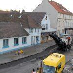 travaux rue carnot ville de wimereux