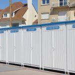cabines de plage municipales wimereux