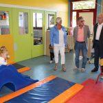 visite écoles rentrée des classes wimereux2019