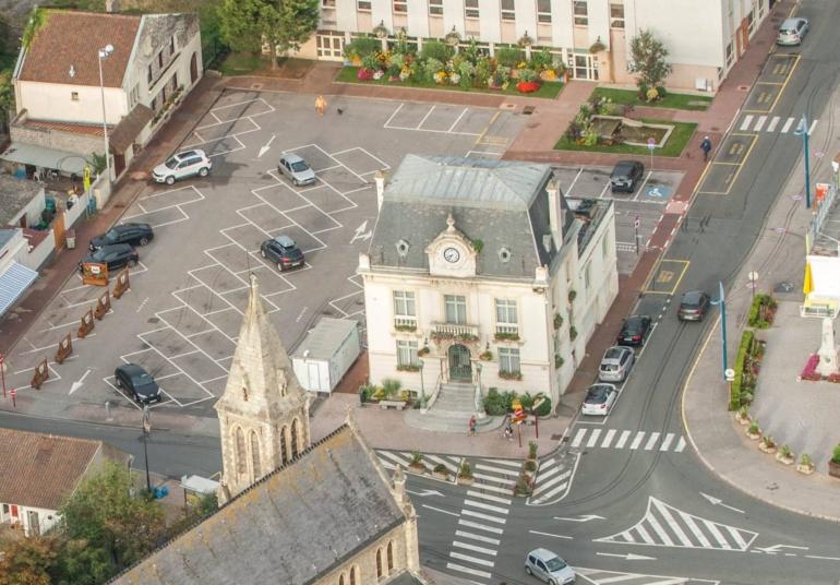 Centre administartif/Ancienne Mairie/ CCAS WIMEREUX