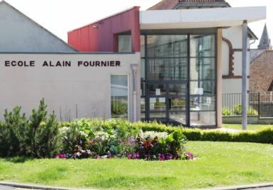 Ecole ALAIN FOURNIER WIMEREUX