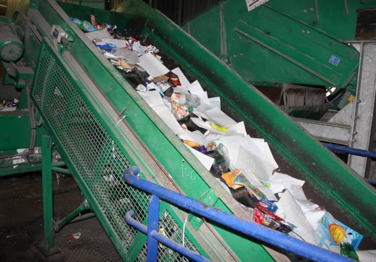 collecte des déchets wimereux